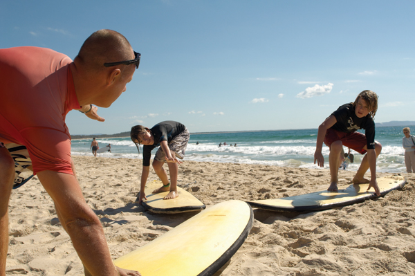 Fun For the Family in Noosa