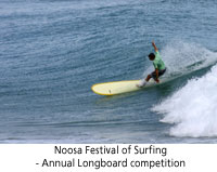 A History of Surfing Competitions in Australia