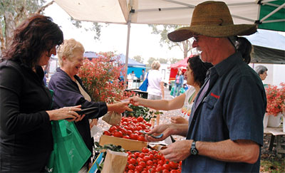 The Noosa Farmers' Markets
